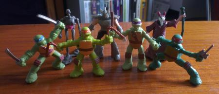 TMNT Blind Bag Collection