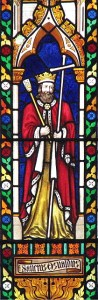 St Oswald window