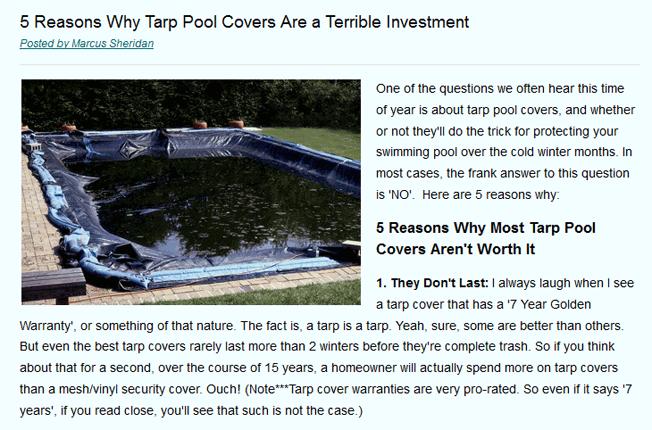river pool blog post