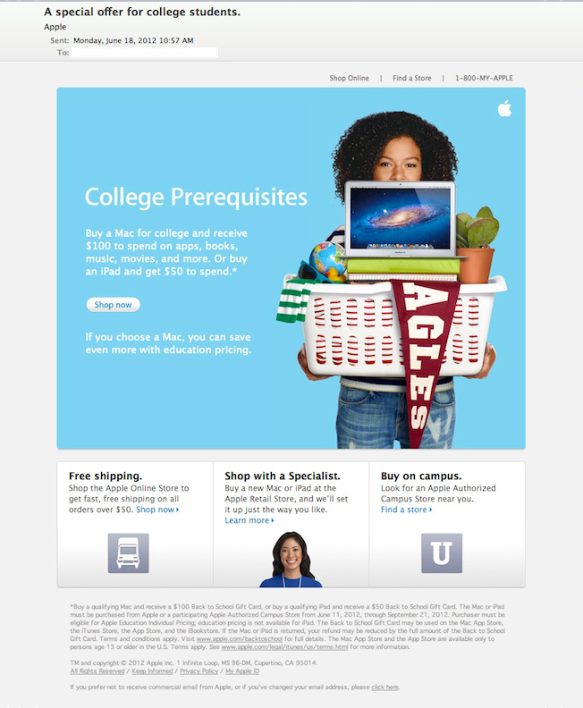 Apple-College