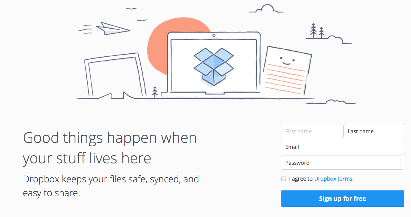 dropbox-homepage-good-stuff-happens