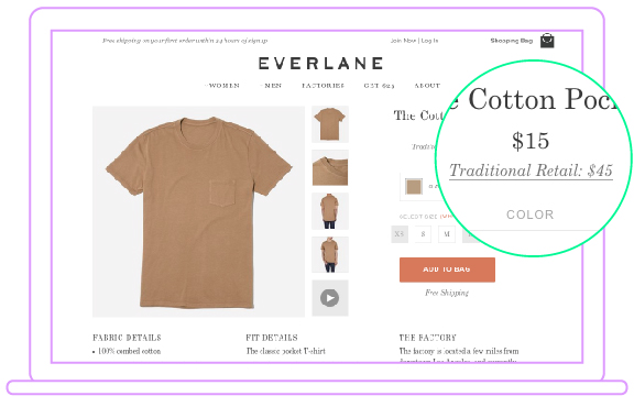 everlane-traditional-retail-cost-transparency