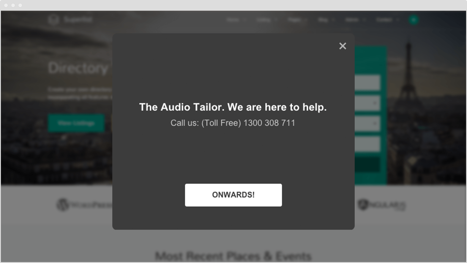 lightbox-audio-tailor