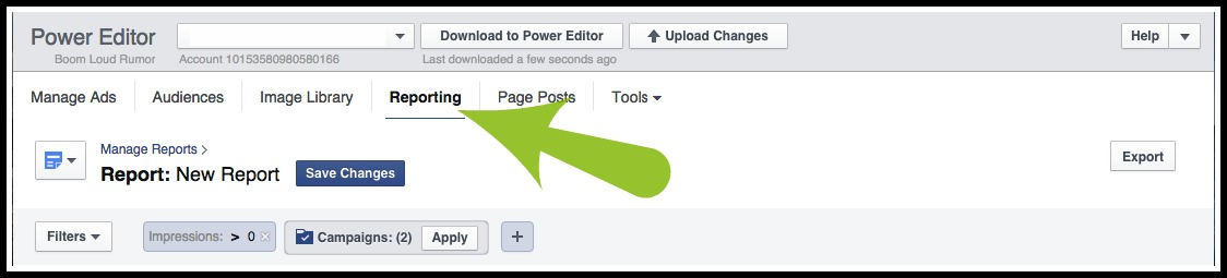 facebook-power-editor-Reporting