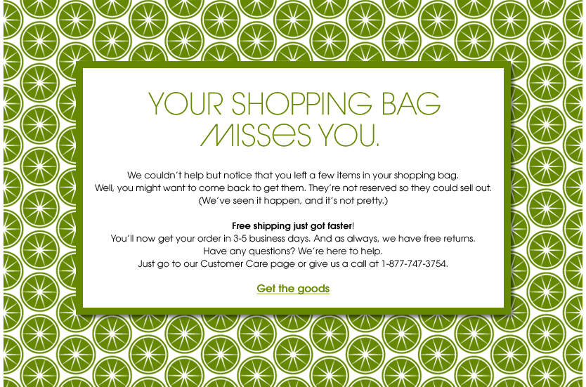 your-shopping-bad-misses-you-email