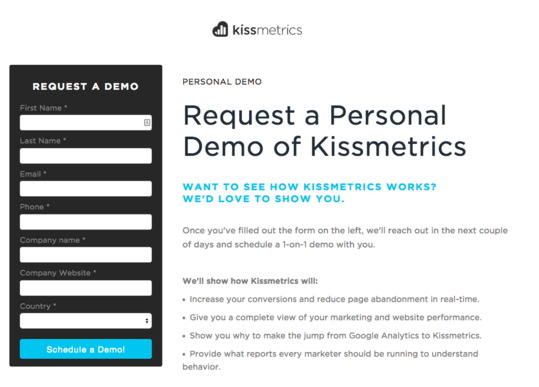 kissmetrics-landing-page-variation