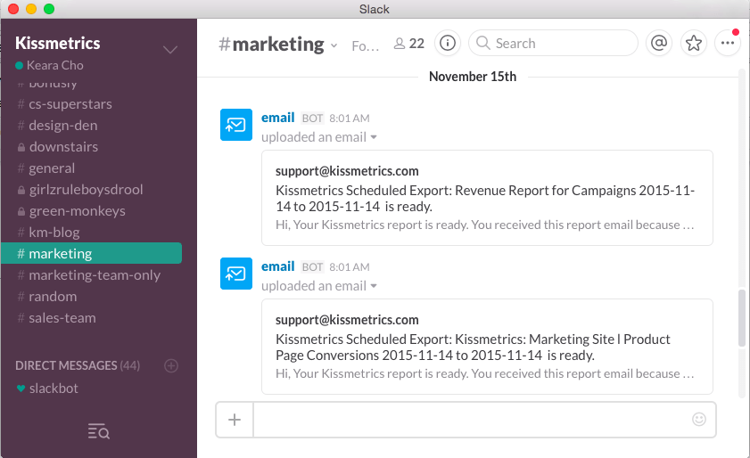scheduled-exports-slack-integration