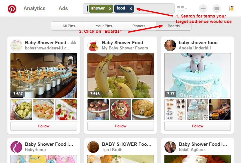 pinterest-board-search