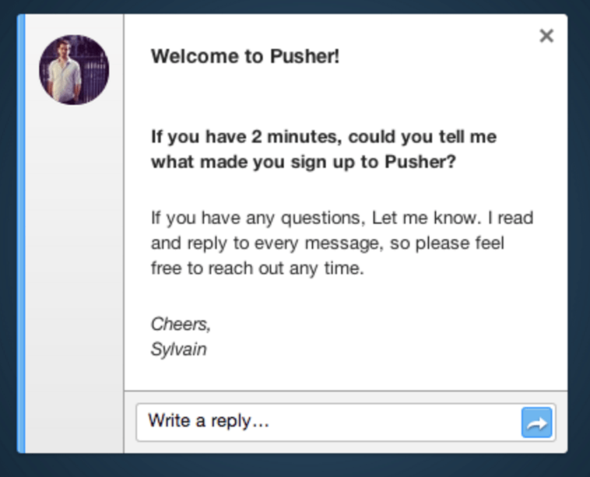 pusher-signup