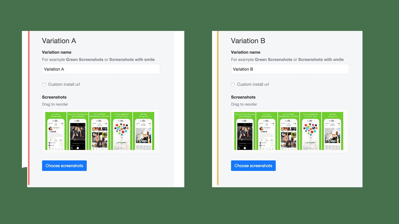 variation-a-b-mobile-test