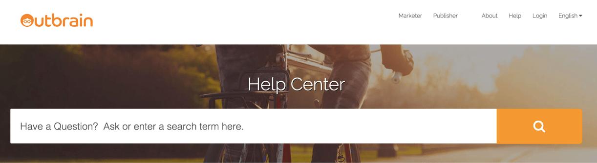 outbrain-help-center