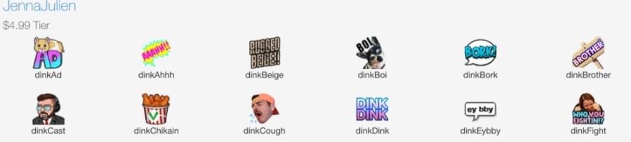 twitch custom emoticons