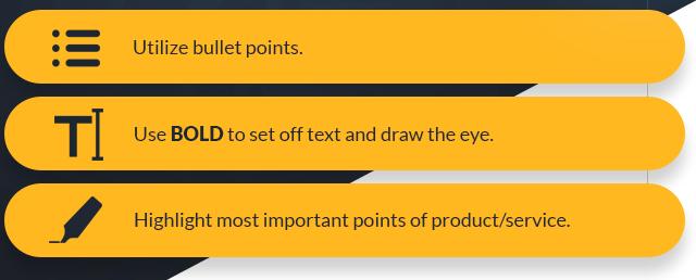 word copywriting advice
