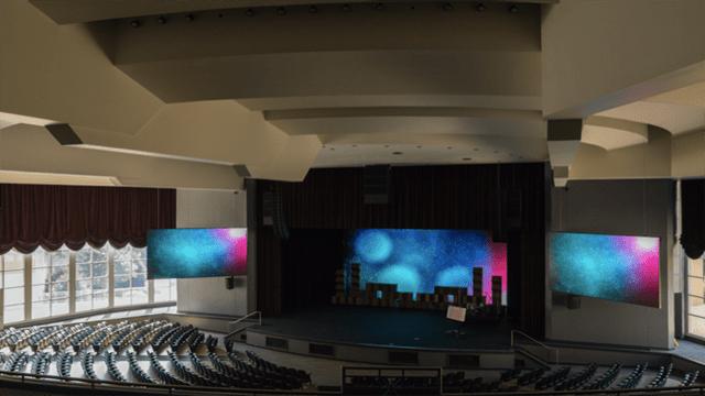 LED solutions at Perimeter Church is John Creeks - Kitcast Blog