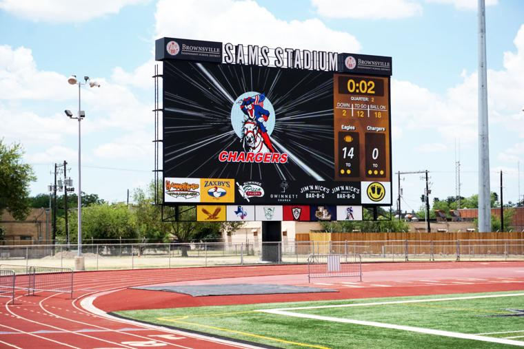 Sams Memorial Stadium scoreboard - Kitcast Blog