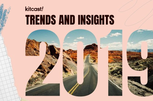 The Upcoming Digital Signage Trends and Insights of 2019. Industries Overview - Kitcast Blog