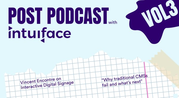 """Why traditional CMSs fail and what's next"": Vincent Encontre on Digital Experience Platfrom - Kitcast Blog"