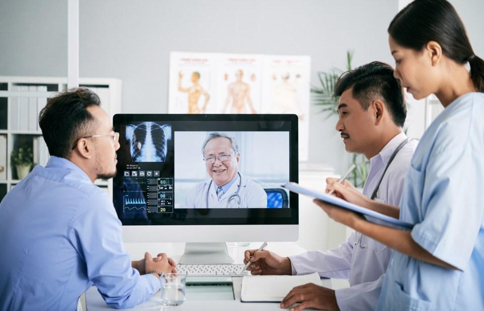Telemedicine hospital software - Kitcast Blog