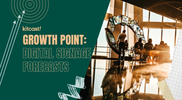 Global Digital Signage Market - Forecasts and Trends (2019 - 2021)2x