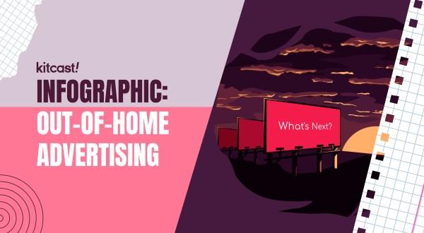 Infographic OOH Advertising - Kitcast Blog