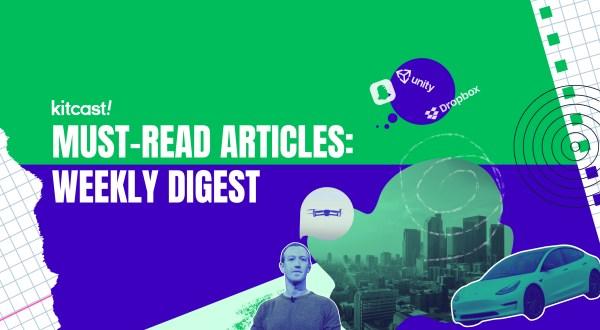 Weekly Digest October 18 - Kitcast Blog