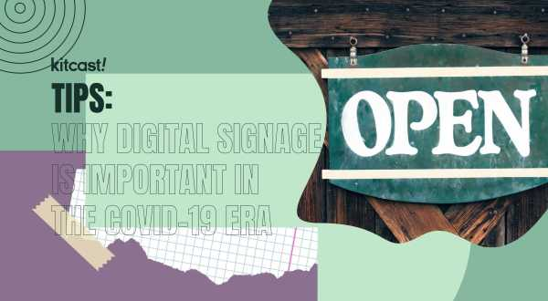 why digital signage is important in the covid 19 era Why digital signage is important in the COVID-19 era - 2