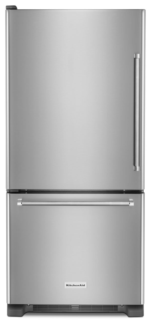 Kitchen Aid Refrigerator Freezer Down
