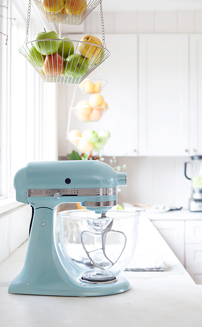 kitchen aid mixers lowes appliance bundles a pro designer s tips for styling your countertops blog united we selke countertop 8 small