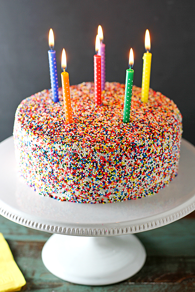 white kitchen aid hardware trends vanilla bean birthday cake - blog: united we createblog ...