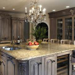 Antiqued Kitchen Cabinets St Charles 8 Different Types Of You Ll Love Distressed