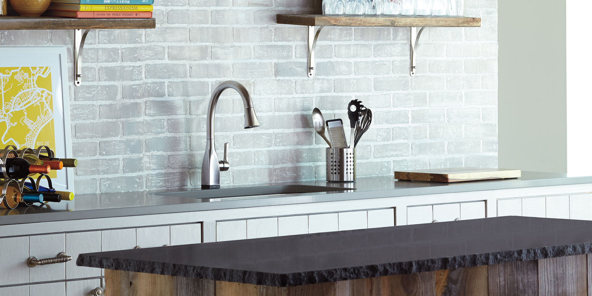 kitchen fixtures sink accessories how does a touchless faucet work