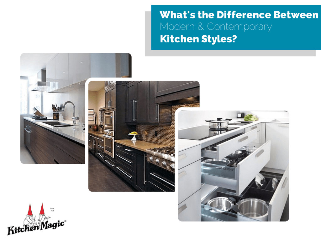 Whats the Difference Between Modern and Contemporary Kitchen Styles