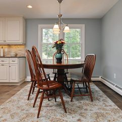 Kitchen Walls Appliance Bundles Which Paint Colors Look Best With White Cabinets Blue