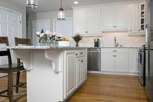 How Much Space Is Needed To Install A Kitchen Island