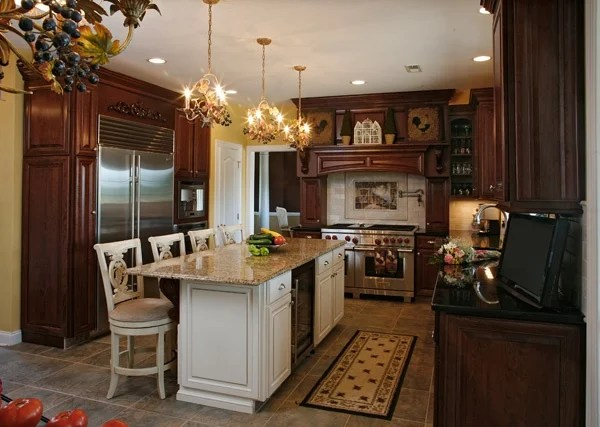 colored kitchen islands images of cabinets 3 cases for a contrasting design using colors the island