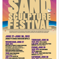 Outer Banks Sand Sculpture Festival