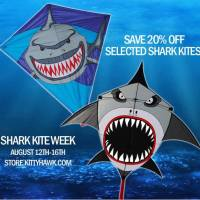 Shark Kite Week!