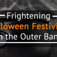 Frightening Halloween Festivities on the Outer Banks