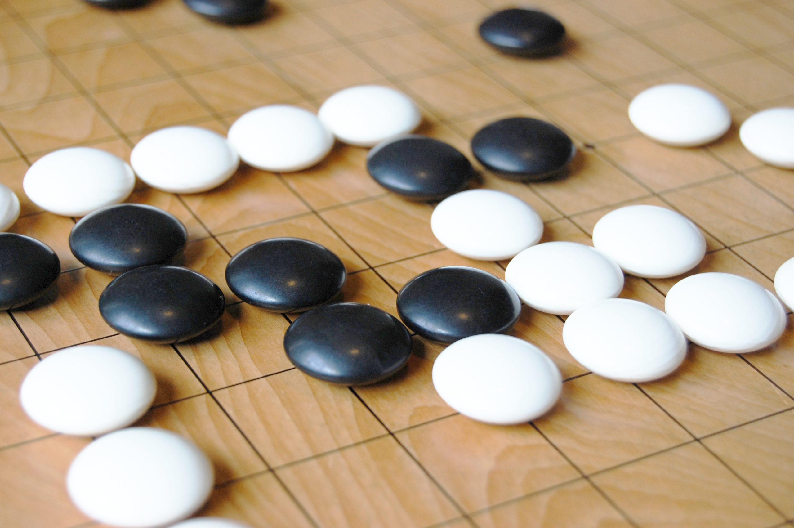 漫画の影響で囲碁をやりたいと思ったりして