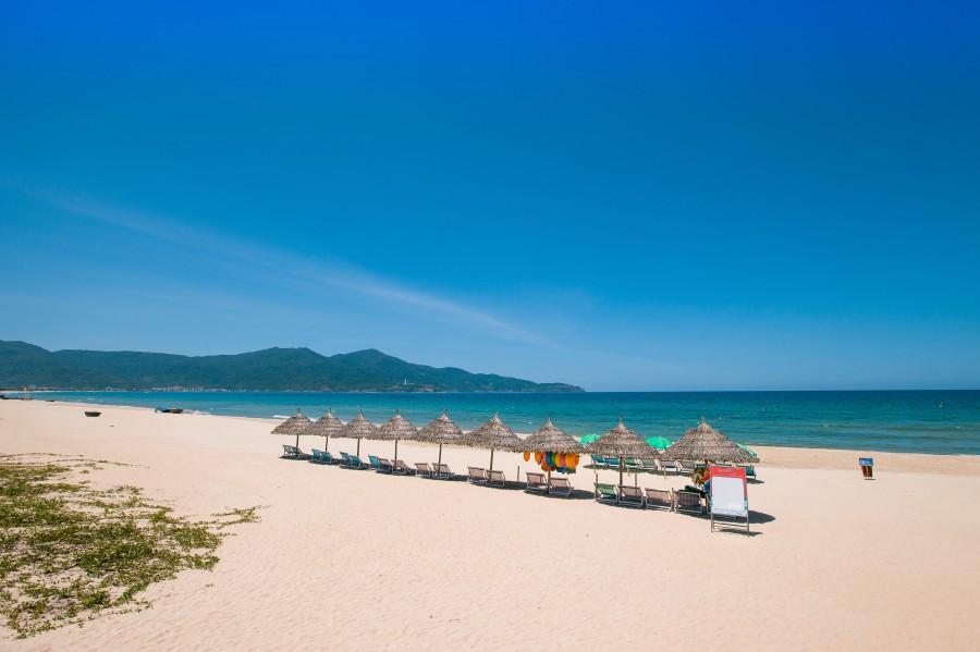 越南峴港景點:美溪海灘