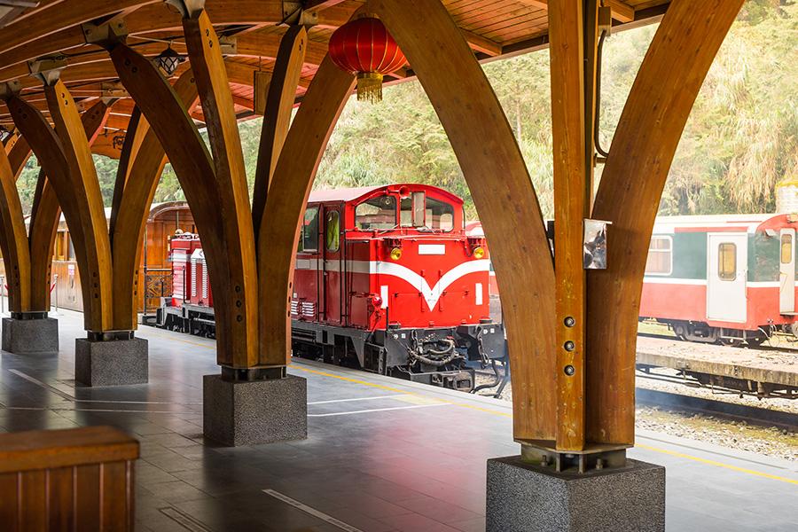 阿里山交通/阿里山小火車