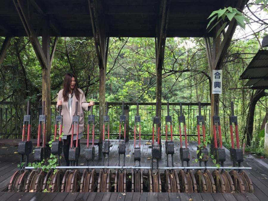 新竹內灣線:合興車站