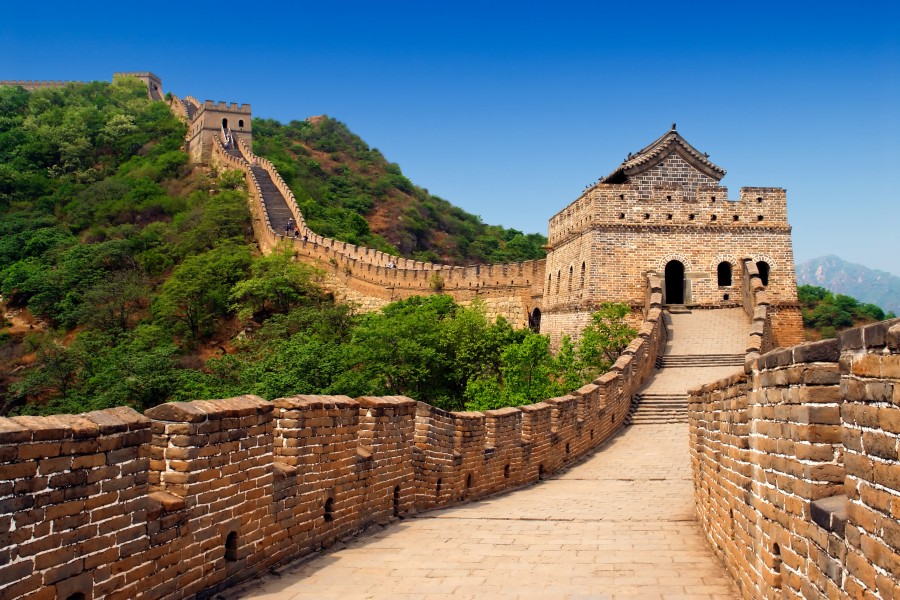 China Beijing The Great Wall AShutterstock 7845748