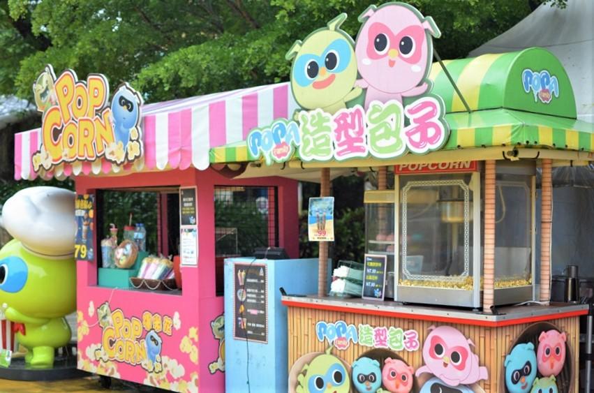 台中麗寶樂園/台中景點/探索世界美食
