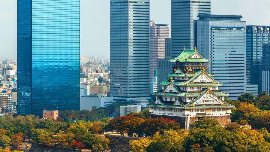 Japan Osaka Osaka Castle Ashutterstock 272061650