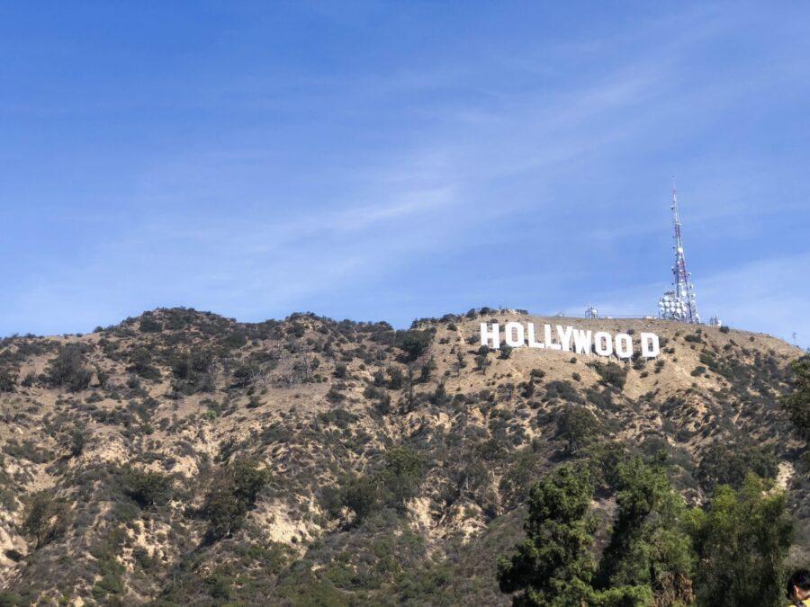 洛杉磯/景點/推薦/好萊塢標誌
