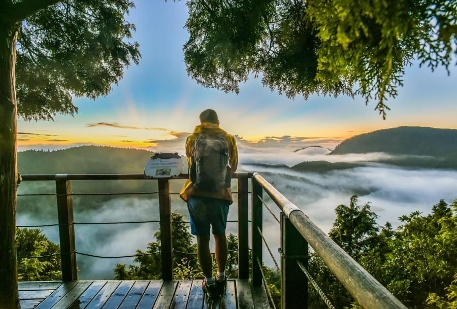 台灣登山健行推薦:宜蘭太平山翠峰湖環山步道