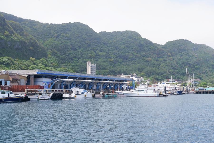 基隆八斗子觀光漁港/碧砂漁港
