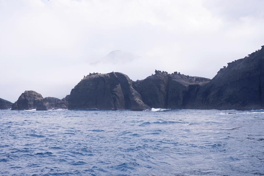 基隆嶼登島/象鼻岩