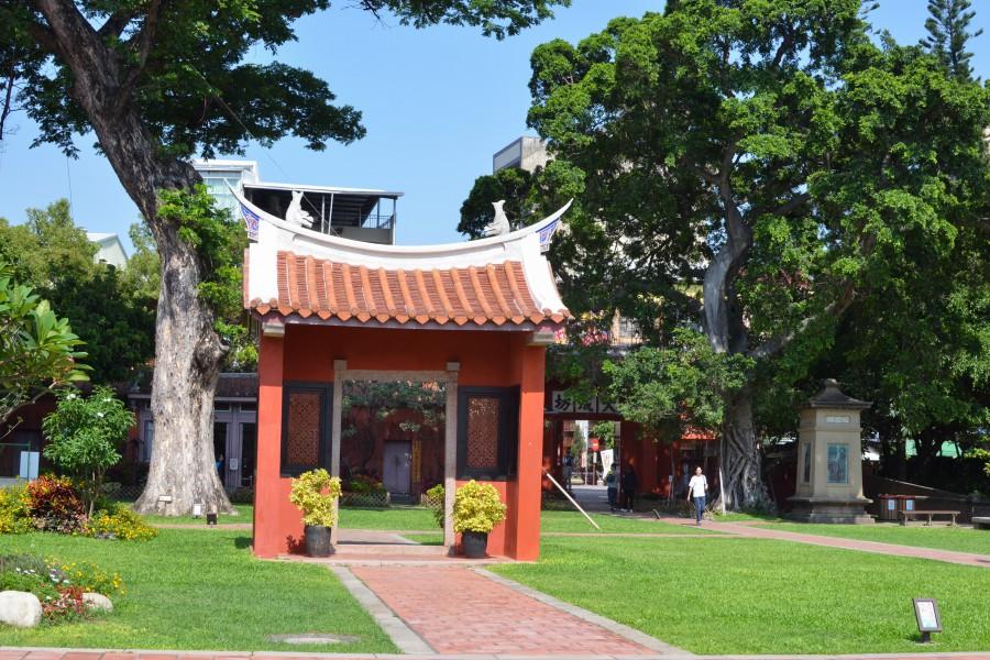 台南景點:台南孔廟